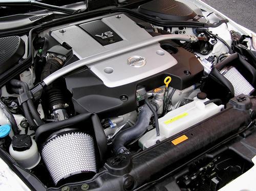R2C Performance FK10502 - R2C Performance PowerFlow Performance Intake System 2007-2008 350Z / G37