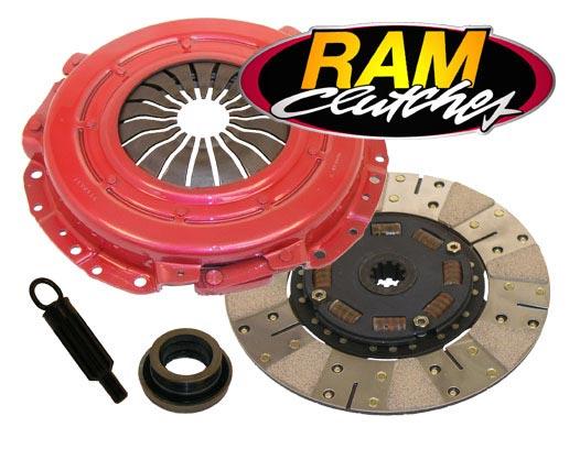RAM Clutches 98951 - RAM Powergrip Clutch Kit 2001-04 Mustang 4.6L V8