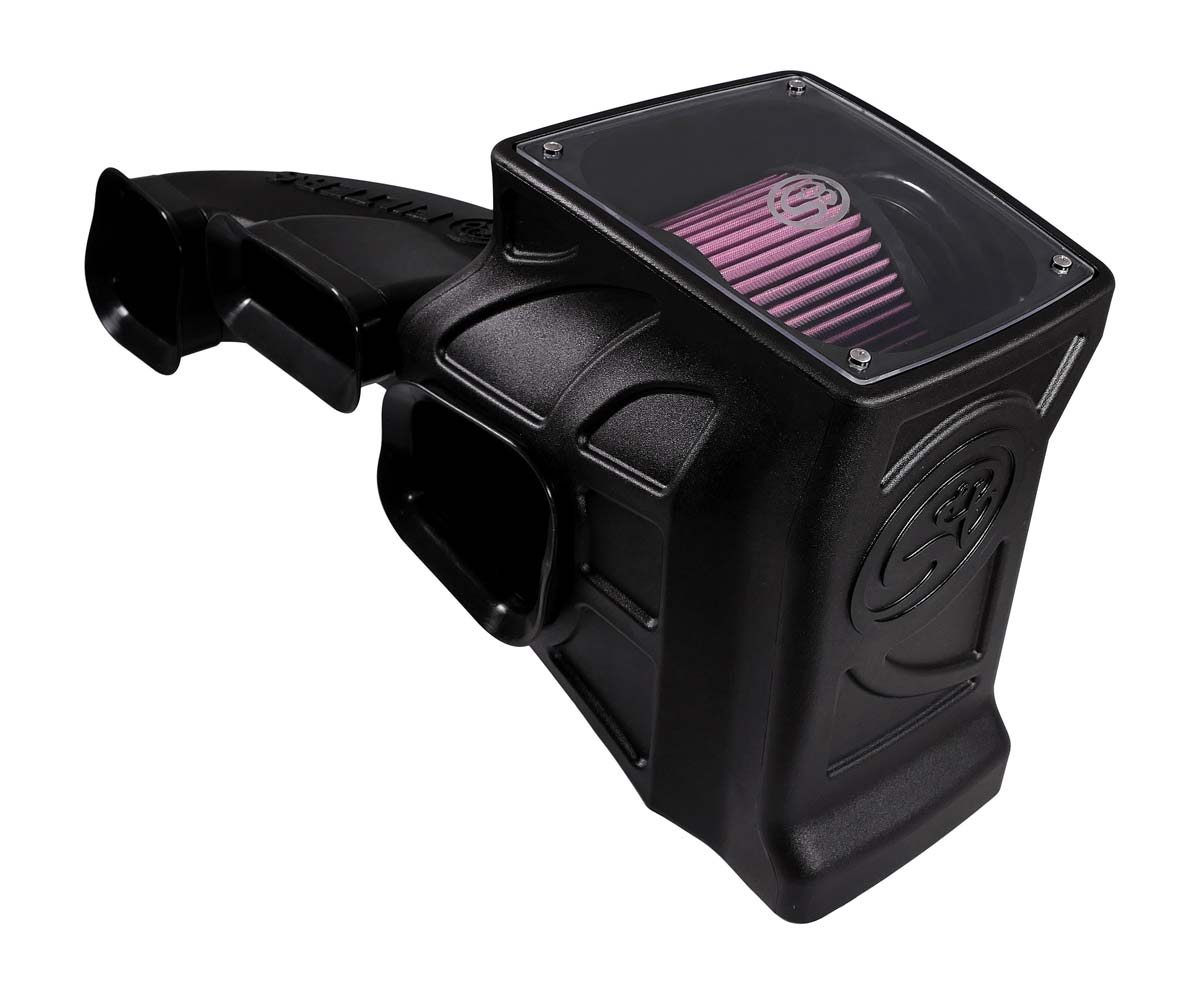S/&B 75-5086 Cold Air Intake 2016-19 COLORADO//CANYON DURAMAX 2.8 Washable Filter