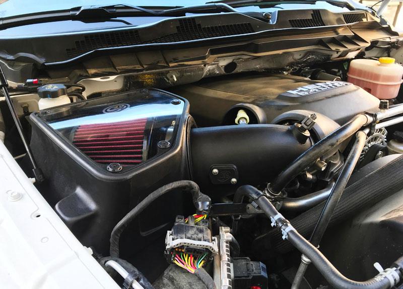 S B Filters 75 5087d S B Cold Air Intake Dodge Ram 2500 3500 Hemi