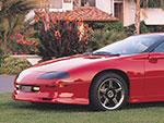 RKSport CA100 Front Fascia Spoiler Camaro V8 / V6; 1993-1997