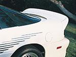 RKSport Performance Spoiler Camaro V8 / V6; 1993-2002