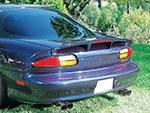 RKSport Camaro SS Style Wing for Camaro V8 / V6; 1993-2002