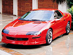 RKSport CA-300 Camaro Ground Effects Package V8 / V6; 1998-2002
