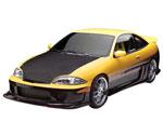 RKSport Cavalier Type-J Body Kit; 1995-2005