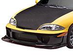 RKSport Type-J Front Bumper; 1995-2002