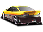 RKSport Type-J Rear Bumper; 1995-2002