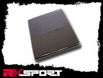 RKSport Cavalier Battery Cover - Carbon Fiber; 1995-2005