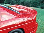 RKSport Three-Piece Spoiler For Monte Carlo; 1995-1999