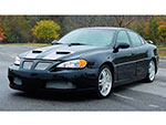 RKSport Grand AM Body Kit (4 Door); 1999-2004