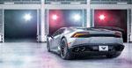 Vorsteiner Lamborghini Huracan Verona Edizione Aero Side Blades Carbon Fiber PP 2x2 Glossy; 0-0