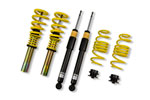 ST XTA Adjustable Coilovers Audi A4 (B8) Wagon 4WD; 2008-2016