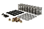COMP Cams GM LS Dual Valve Spring Kit w/ Chromemoly Steel Retainers - 0.660in Max Lift; 0-0