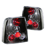 Spyder Volkswagen Passat 97-00 Altezza Tail Lights - Black