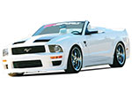 RKSport Mustang California Dream Ground Effects Package V8; 2005-2009