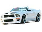 RKSport Mustang California Dream Ground Effects Package V6; 2005-2009