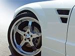 RKSport Mustang California Dream Fender (LEFT SIDE) V8; 2005-2009