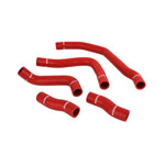 Mishimoto 90-99 Toyota MR2 Turbo Red Silicone Hose Kit; 1990-1999