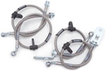Russell Performance 99-06 Acura TL/CL 3.2L (Including Type S) Brake Line Kit; 1999-2006