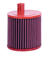 BMC 15+ Chevrolet Cruze 1.4 L4 Replacement Cylindrical Air Filter; 2015-2021