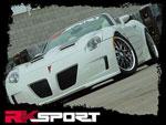 RKSport Solstice Front Bumper GXP requires modification; 2006-2009