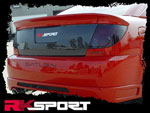 RKSport Ion Rear Lower Valance; 2003-2007