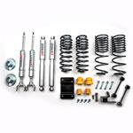 Belltech LOWERING KIT 09-18 Dodge Ram 4WD 1500 Quad/Crew Cabs 2inF / 4inR; 2009-2018