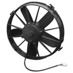 SPAL 1640 CFM 12in High Performance Fan - Pull / Straight; 0-0