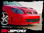 RKSport G5 Front Bumper; 2007-2009