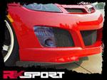 RKSport Sky Front Valance; 2007-2009