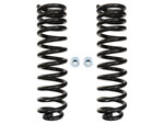 ICON 2005+ Ford F-250/F-350 Front 2.5in Dual Rate Spring Kit; 2005-2021