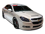 RKSport Malibu Ground Effects Package - A; 2008-2012