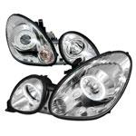 Spec-D Lexus Gs300 Projector Headlights; 1998-2005