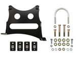ICON 2005+ Ford F-250/F-350 Dual Steering Stabilizer Kit; 2005-2021