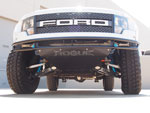 Rogue Racing Raptor Velocity Front Bumper Satin Black Powdercoat; 2010-2014