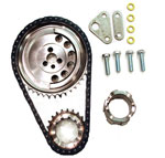 SLP Timing Chain, Double Roller LS2; 2005-2005