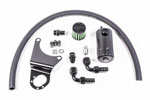 Radium Engineering 03-07 Mitsubishi Evo 8/9 Crankcase Catch Can Kit VTA; 2003-2007