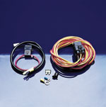 SPAL Fan Harness With Relay; 0-0