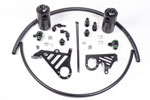Radium Engineering 2013+ Ford Focus ST Dual Catch Can Kit; 2013-2020