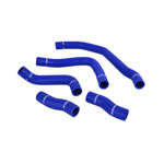 Mishimoto 90-99 Toyota MR2 Turbo Blue Silicone Hose Kit; 1990-1999