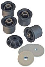 SPC Performance xAxis Bushing Upgrade Kit for 25470 & 25480; 0-0