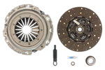 Exedy OEM Clutch Kit K30 V8 7.4; Diaph Type; Pre-Dampened; 1977-1986