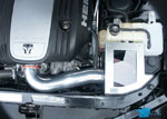 Cold Air Inductions 5.7L & 6.1L Charger, Challenger, Magnum, 300C Cold Air Intake System; 2005-2010