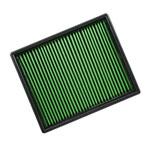 Green Filter 97-05 Audi A6 2.7L V6 Panel Filter; 1997-2005