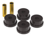 Prothane 84-88 Pontiac Fiero Engine Torque Strut Bushings - Black; 1984-1988