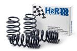 H&R 10-19 Ford Taurus SHO (AWD) V6 Turbo Sport Spring; 2010-2019