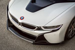 Vorsteiner BMW i8 VR-E Aero Front Spoiler Carbon Fiber PP 1x1 Glossy; 2014-2017