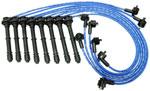 NGK Lincoln Mark VIII 1998-1993 Spark Plug Wire Set; 1993-1998