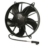 SPAL 1604 CFM 11in High Output (H.O.) Fan - Pull; 0-0