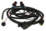 Street Scene Ford Mustang V6 Custom Conversion Wire Harness; 2005-2009